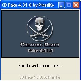 Counter Strike 1.6 Cheat CD Fake 4.3